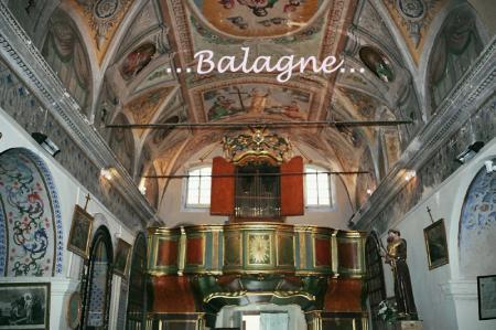 parcours de Balagne