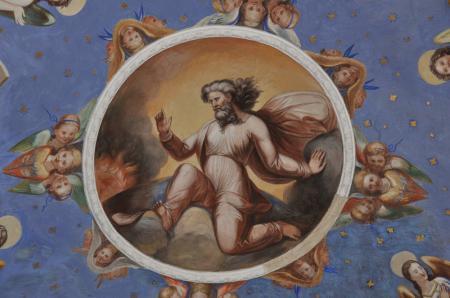 Peintures monumentales en Corse