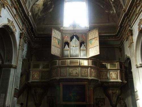 Muro orgue Pagnini 1798 buffet Saladini - Agati Tronci 1880.jpg