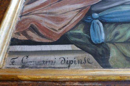 orgue de corbara,anton giuseppe saladini,restauration de l'orgue de corbara,zigliara,giavarini,ewa poli