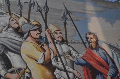 sepolcri,chemins de croix,cerca,granitula,castellu di rustinu,quercitellu,ficaghja,nocario