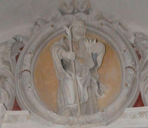 Saint Joseph médaillon autel Ste Parenté Valle d'Orezza.jpg