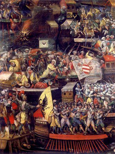 bataille de lépante,bataille de lépante et le rosaire en corse,aïti,murato,nonza,algajola,fernand braudel