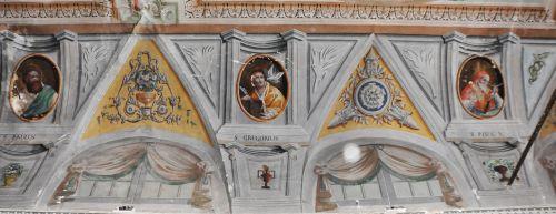 francescu giavarini,costa,décollation de jean-baptiste,vertus théologales,tétramorphe,ezéchiel