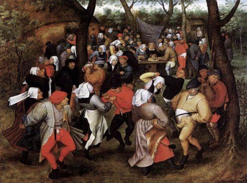 Pieter le Jeune Brueghel 1607- Danse de mariage.jpg