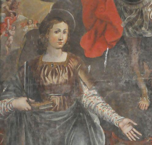 San Martinu di Lota Ste Cécile Michel  Ames du purgatoire détail orgue.jpg