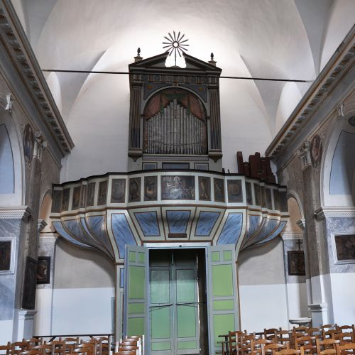 Ochjatana orgue Luiggi de Ferrari 1839 et tribune Fabio Lecca blog.jpg