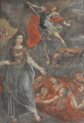 San Martinu di Lota Ste Cécile Michel  Ames du purgatoire.jpg