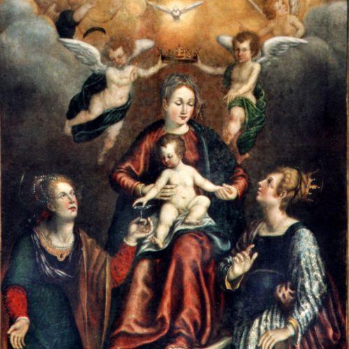 Castiglioni N - Tableau d'autel - 1628 - église de Ville di Pietrabugno vidages détail détail blog.jpg