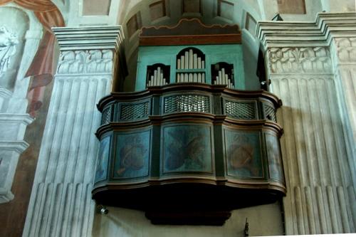6- Belgodère - orgue Lazari 1761 pour le couvent des Servites de Belgodère- transféré àSt Thomas en 1797 - restauration Loriaut 2006 (2).jpg
