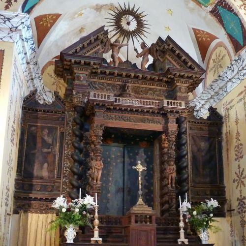 Chapelle st Jean autel  attribué Giovanni Pellegrini 1704 blog.jpg