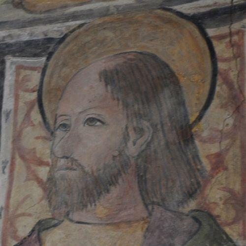 Gavignano saint à droite de Jacobus maior.jpg