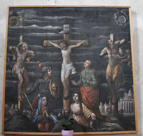 reposoirs,semaine sainte,dévotion populaire,iconographie populaire de la semaine sainte en corse,dramaturgie du sacré