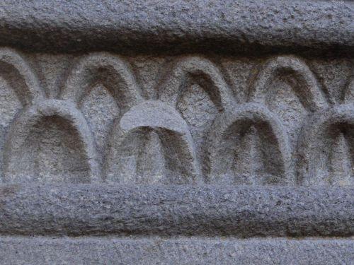 linteau occidental détail feuilles d'eau stylisées.jpg