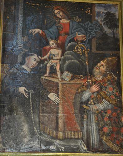 Giacomo Grandi -Vierge du Scapulaire entre St Antoine de Padoue et St Nicolas blog.jpg