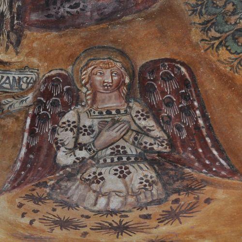 San quililcu ange à côté du Lion.jpg