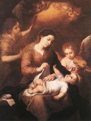 Bartolome Esteban Murillo- Vierge à l'Enfant Dresde.jpg