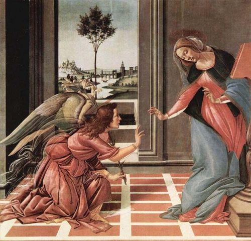 Botticellu Annonciation 1489.jpg