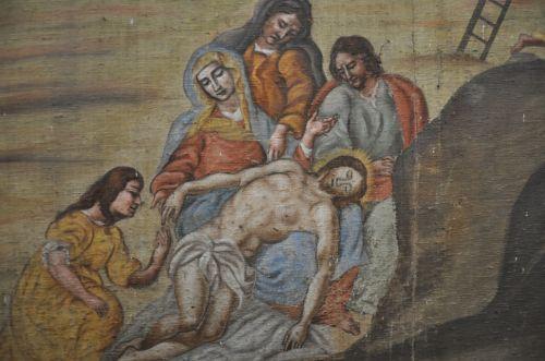 semaine sainte,sepolcri,castagniccia