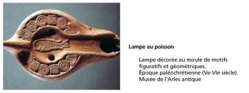 Lampe au poisson