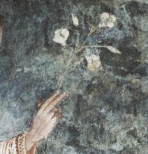 restauration des fresques de corse,ctc,gaviganu,aregnu,castellu di rustinu,prunu,castirla