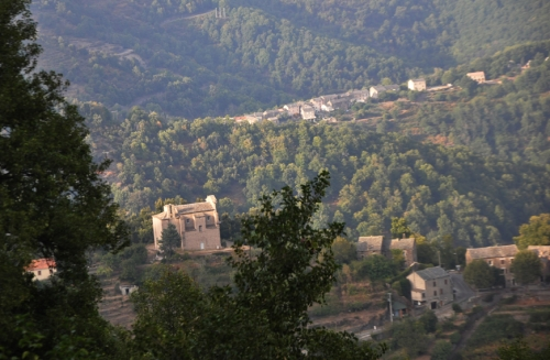 Castellu di Rustinu, San Tumasgiu di Pastureccia, Santa Maria di Rescamone, Stoppia Nova, La Porta, Piedicroce
