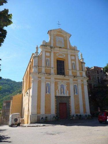 balagne,costa,muro,corbara,découverte du baroque corse