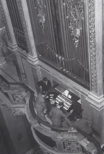 les orgues de bastia