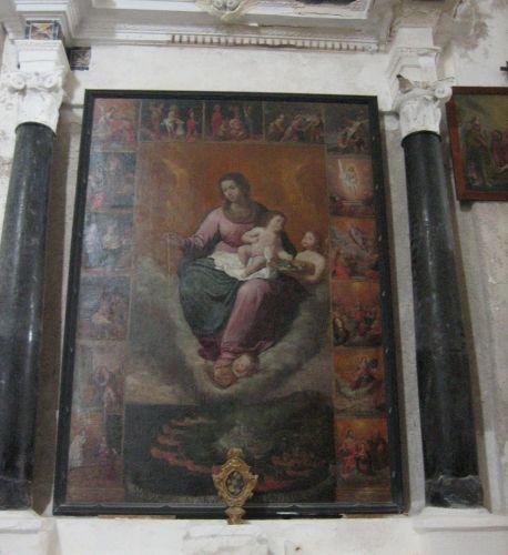 bataille de lépante et le rosaire en corse,aïti,murato,nonza,fernand braudel