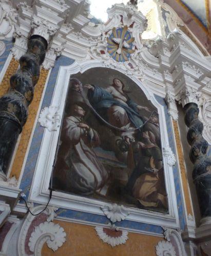 Croce San Cesario  Ste Lucie et Vierge.jpg