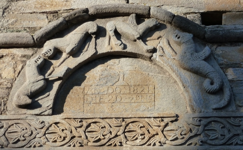 Piedicorte  portail roman.jpg