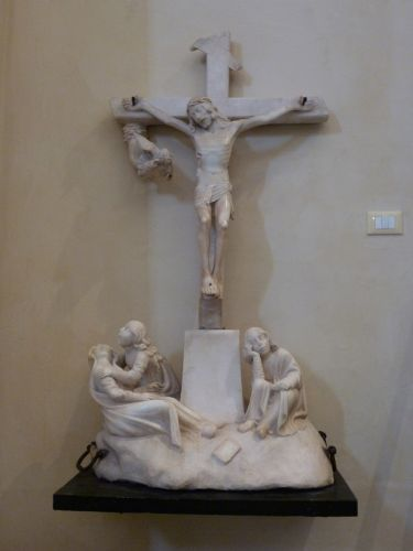 Duomo calvaire anonyme XV° s. marbre.jpg
