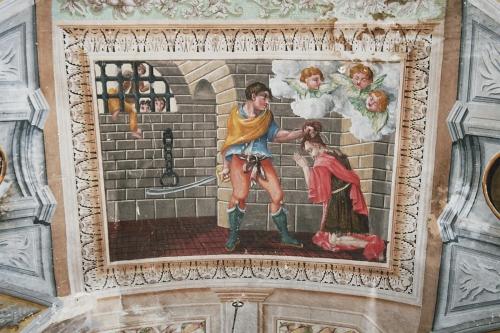 décollation de st jean-baptiste,giacomo grandi,moïta,salomé,hérode,hérodiade