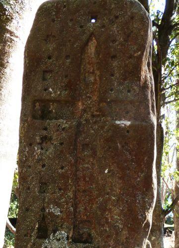 symbolique du pentacle,abraxas,victor segalen,franc-maçonnerie,gnostiques,le triangle,casalta,silvarecciu,pierres gravées,campiestru