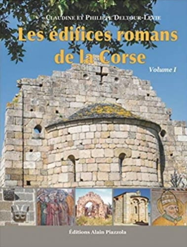 livre édifices romans de la Corse.JPG