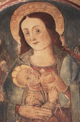 Ghjucatoghju Vierge allaitante  détail blog.jpg