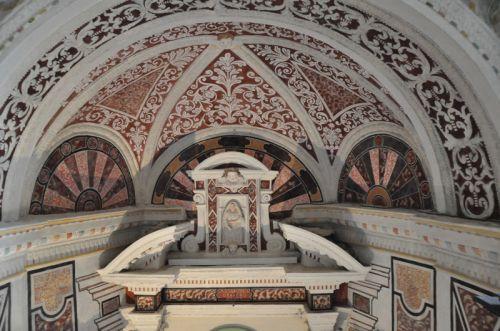 Olmi Cappella, voûte chapelle Rosaire.jpg