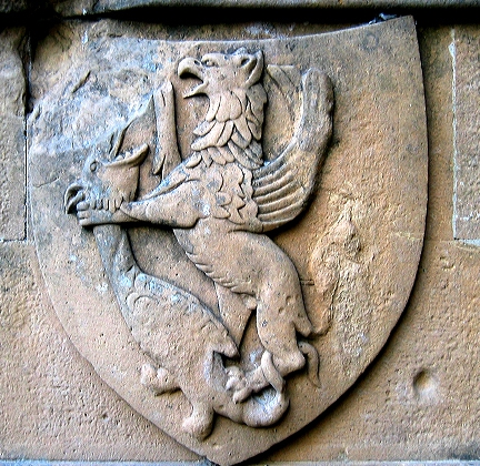 Blason de Volterra griffon et basilic.jpg