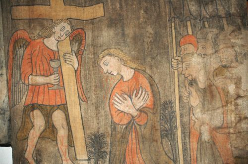 Quenza Jésus au Jardin des Oliviers blog copie.jpg