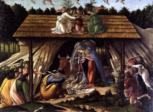détail Nativité mystique National Gallery Londres.jpg