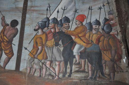 le cavalier de la crucifixion et soldats blog.jpg