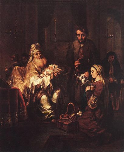 Prophétie du Simeon-Rembrandt.jpg