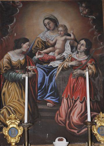 Santa Lucia di Mercurio -Vierge avec Ste Lucie et blog.jpg