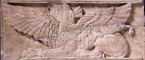 Israël griffon de Megiddo 1300 a. J.C..jpg